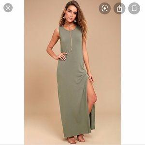 NWOT Z Supply Maxi Dress